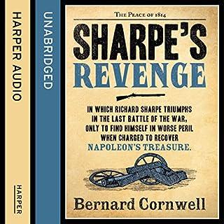 Sharpe's Revenge: The Peace of 1814     The Sharpe Series, Book 19              Auteur(s):                                                                                                                                 Bernard Cornwell                               Narrateur(s):                                                                                                                                 Rupert Farley                      Durée: 12 h et 17 min     4 évaluations     Au global 4,5