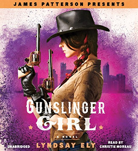 Gunslinger Girl audiobook cover art