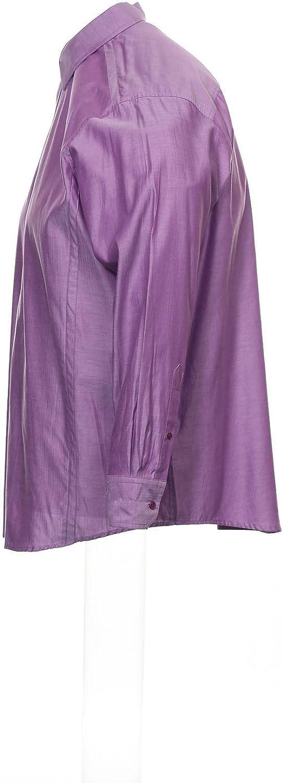 INC International Concepts Men's Purple Heather Button Down Shirt