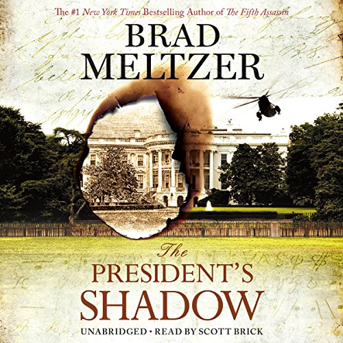 The President's Shadow audiobook cover art