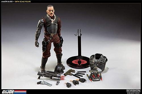 G.I. Joe Cobra Major bleudd Sixth Scale Figure