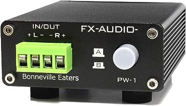 FX-AUDIO- PW-1 [Bonneville Eaters]BTL対応 1:2アンプ/スピーカーセレクター NFJ