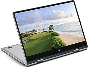 BMAX Y11 Ordenador Portatil, 2 en 1 Táctil Convertible Laptop 11.6 Pulgadas FHD 1080P Pantalla (Quad Core N4120, 8GB RAM, ...