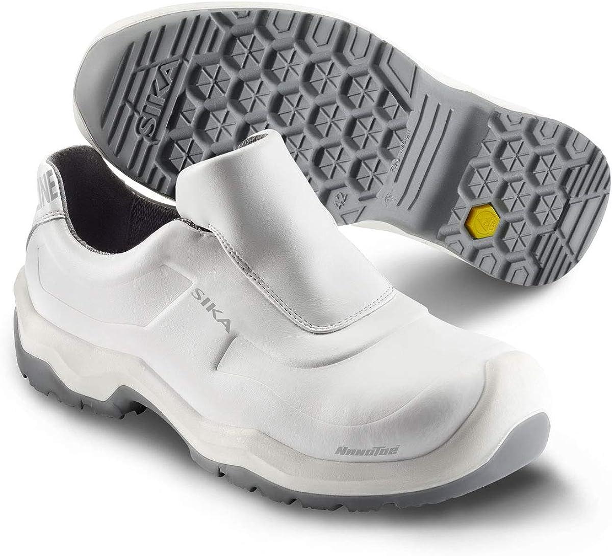 industries pharmaceutiques et alimentaire restaurants cantines Sika 202410 First Chaussures de s/écurit/é S2 SRC Id/éal pour les h/ôtels