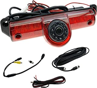 $54 » Sponsored Ad - Brake Light Rear View Reverse Backup Camera Compatible with 2003-2019 Chevy Express GMC Savana Van 1500 250...