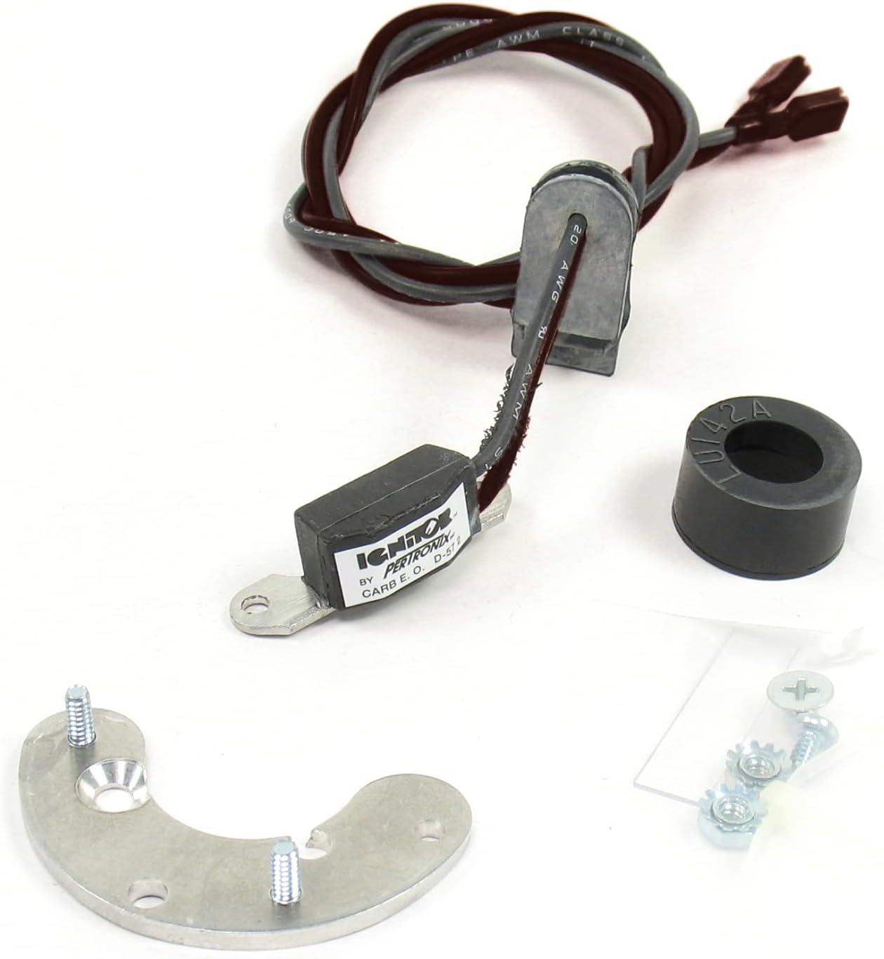 Pertronix LU-142AP12 12 Max 64% Wholesale OFF Volt Positive Cylinder 4 Lucas Ground Ig