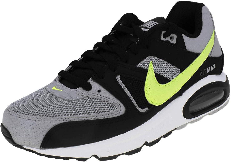 Nike herrar Air Max Command Command Command Track & Field skor, MultiFärg (Wolf Volt  svart  Cool grå 47), 6 Storbritannien  billig försäljning