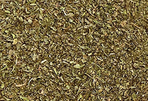 Minze gerebelt getrocknet feinste Qualität Tee Kräuter Pfefferminze Soleilfood (1)