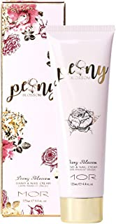 MOR Boutique Peony Blossom Hand and Nail Cream, 125ml