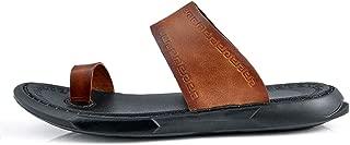 Classic Men Sandals Comfortable Men Summer Sandals Shoes Genuine Leather Sandals Men Roman Comfortable Shoes