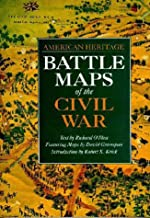 Battle Maps of the Civil War (American Heritage)