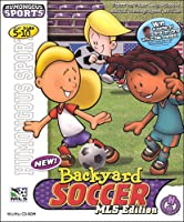 Backyard Soccer 2001 MLS Edition (輸入版)