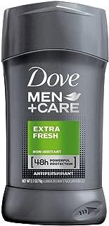 Dove Men Care Men+Care Antiperspirant Deodorant Stick Extra Fresh 2.7 oz(Pack of 4)