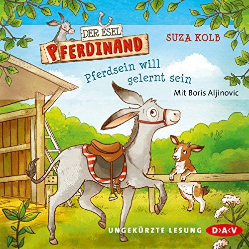 Pferdsein will gelernt sein audiobook cover art