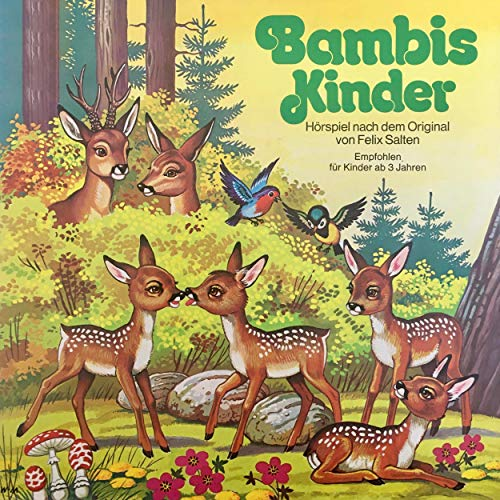 Bambis Kinder cover art