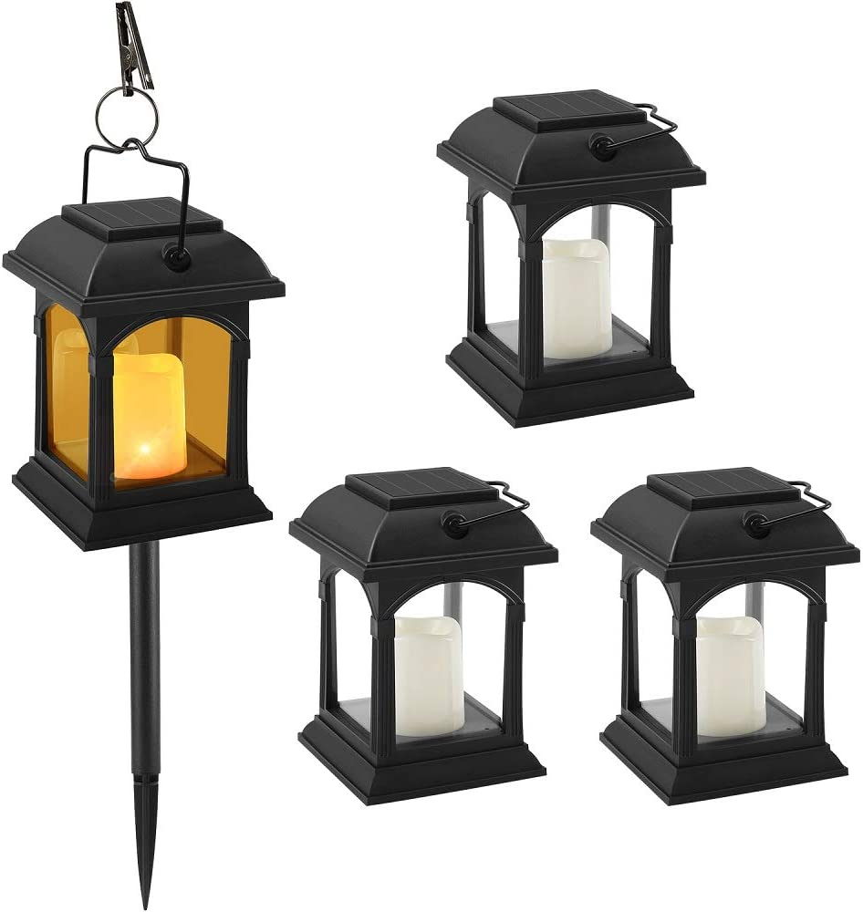 Solar Lanterns Outdoor Store Hanging Lights ANDEFINE Limited Special Price Decorative