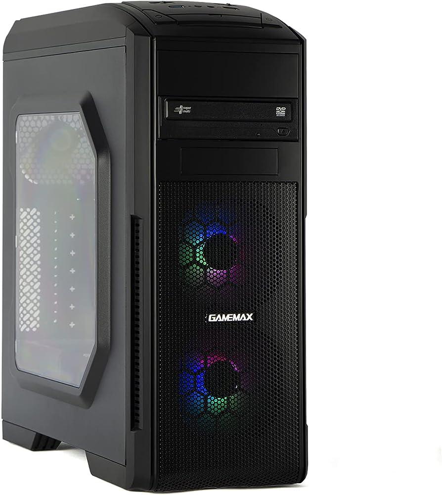 MAK STORE Pc fisso gaming intel i7 8 core 4 80ghz turbo ssd nvme 1000gb gtx 1650 4gb ram 16gb