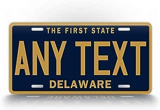 Best custom delaware license plates Reviews