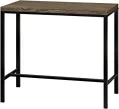 Artiss Dining Table Industrial Bar Table for Home and Restaurants