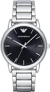 Men's AR2499 Dress Silver Quartz Watch