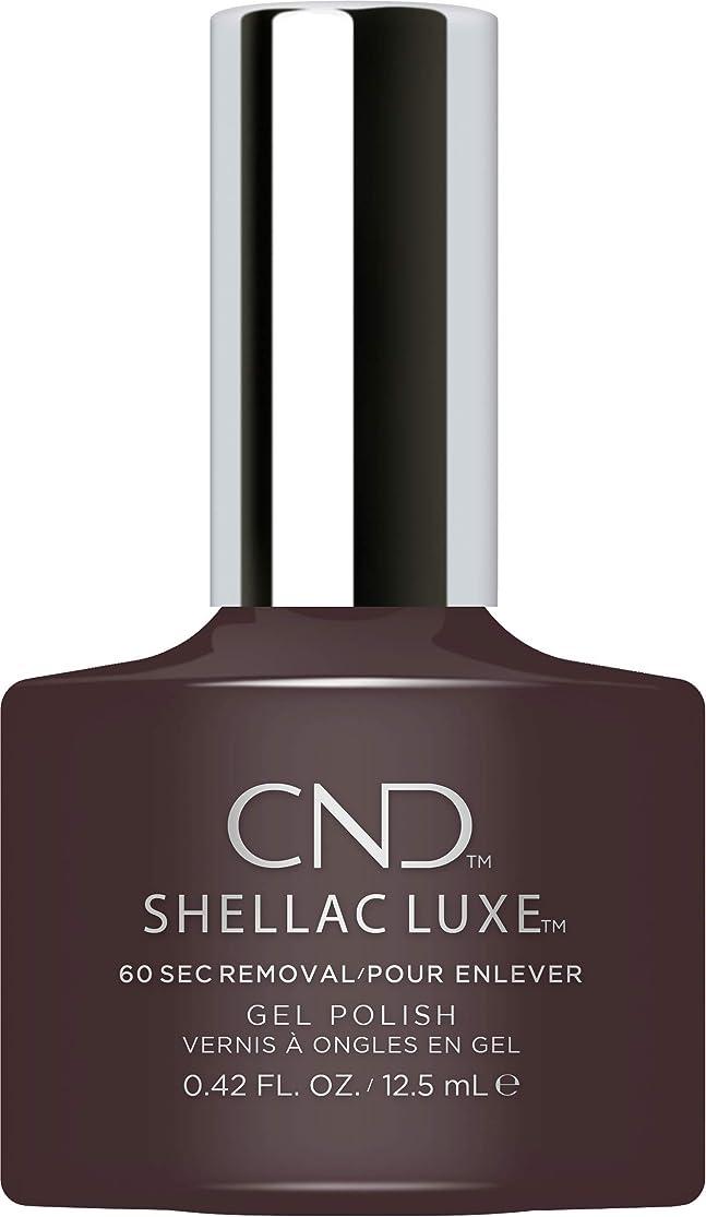 自分自身コンバーチブル道を作るCND Shellac Luxe - Phantom - 12.5 ml / 0.42 oz