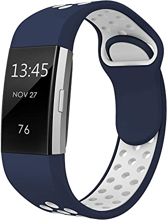 Swees Fitbit Charge 2 Kayış (Large)