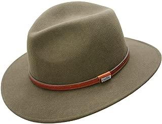 jackaroo leather hat