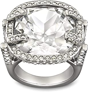 SWAROVSKI Clear Large Crystal Ring Swain (Medium/55/7) -1156179