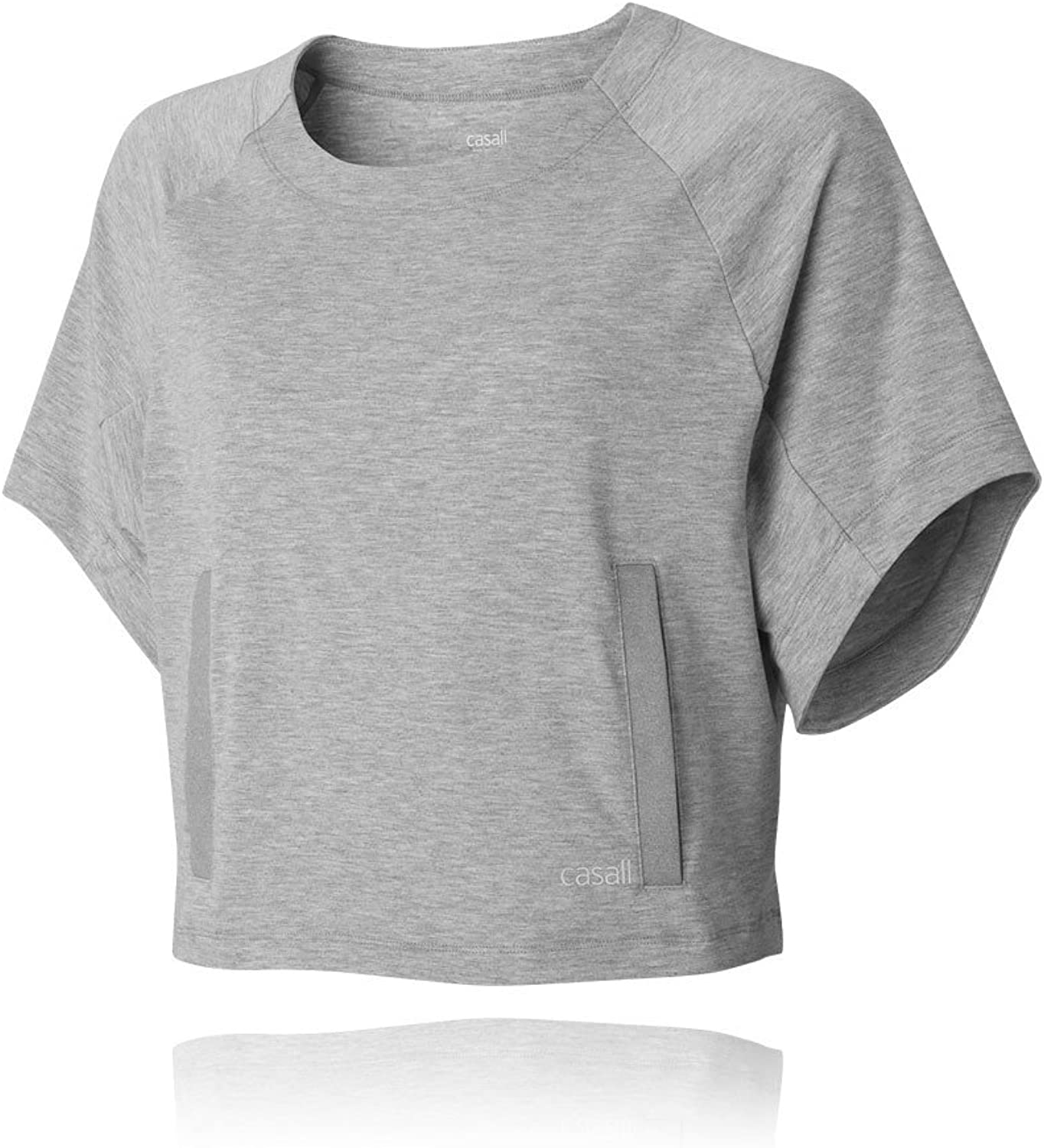 Casall Women's Boxy Crewneck Top