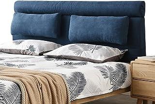 HONGCC Oreillers Coussins Coussin de Chevet Tête de lit for lit Simple Lit Dossier Jour Canapé Grande Lecture Oreiller Amo...
