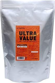 リミテスト 無添加 ホエイプロテイン ULTRA VALUE (ウルトラバリュー) 3kg(約86食分) プレーン (LIMITEST 国内製造)