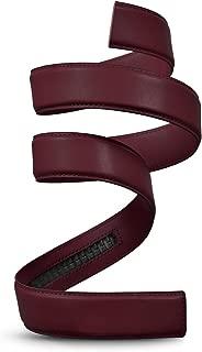 maroon belt