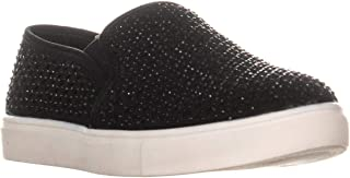 Material Girl MG35 Eidyth Rhinestone Fashion Sneakers, Blush