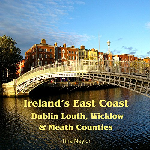 Ireland's East Coast audiobook cover art