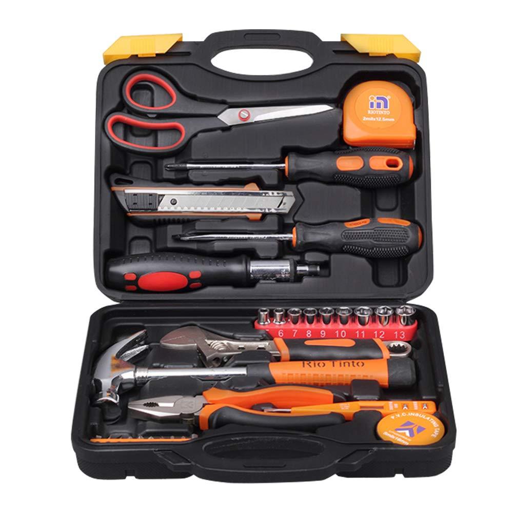 リオ家の修理便利な電気技師ハードウェアツールボックスFGH 446