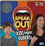 Hasbro C3145104 Speak out - Niños contra Padres, Juego