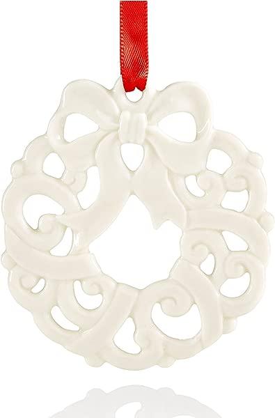 Lenox Pierced Wreath Charm