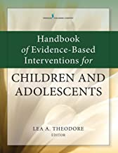 Handbook of Evidence-Based Interventions for Children and Adolescents