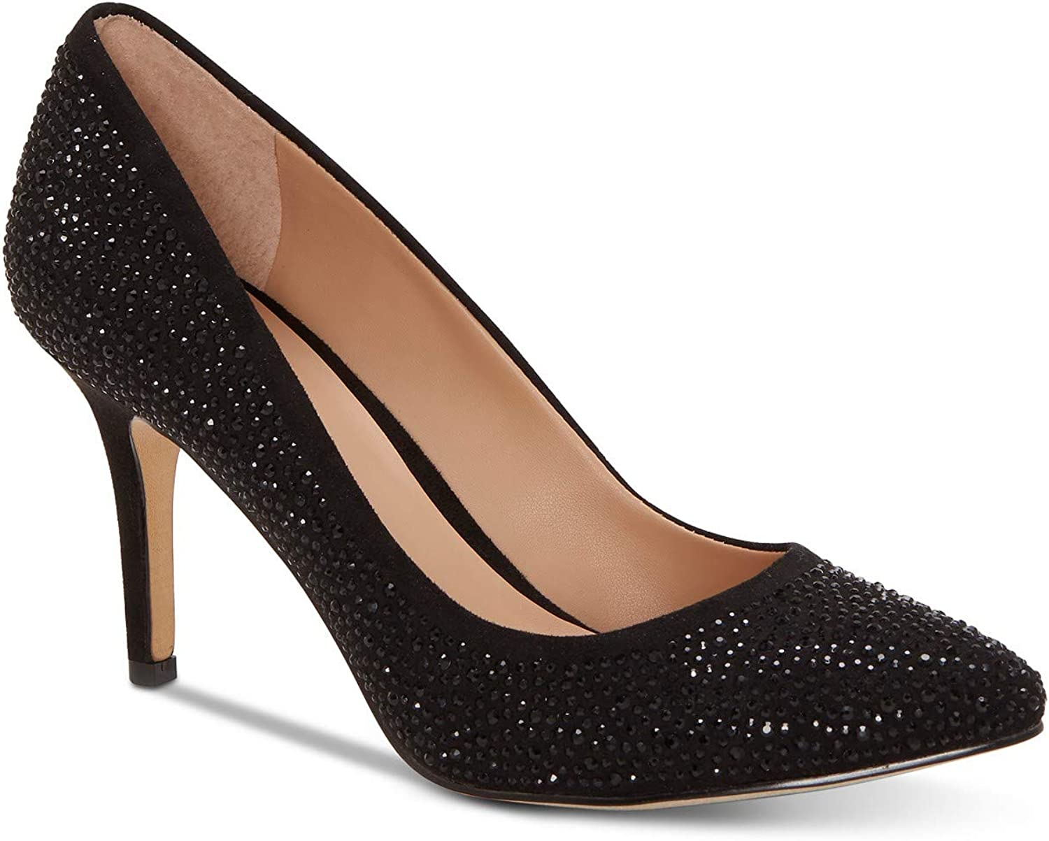 INC International Concepts Womens Zitah3 Pointed Toe Classic Pumps