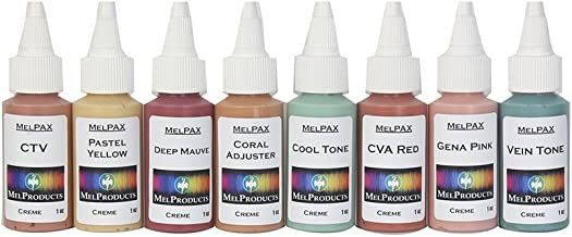 MEL Products Auxiliary Colors Kit #2 PAX FX Makeup 1 oz.