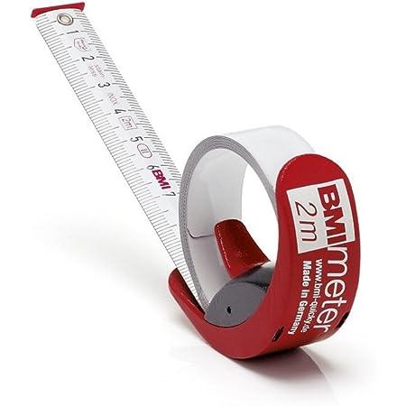 【BMI/ビーエムアイ】 ポケットメジャーMeter 2m ドイツ製 [並行輸入品]