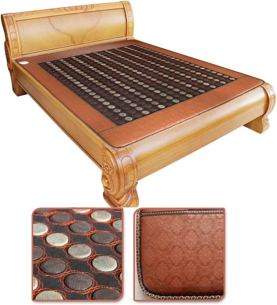 5 ☆ very popular Bargain HPS Performance Infrared Natural Jade Heating Sizes Mat Pad