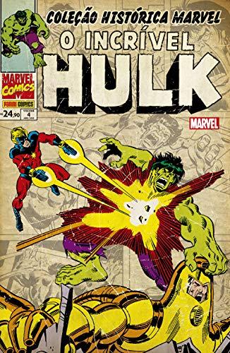 Coleção Histórica Marvel: O Incrível Hulk vol. 4