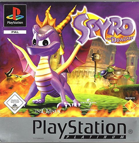 Spyro the Dragon - Platinum