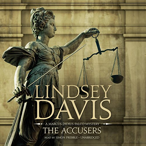 The Accusers audiobook cover art