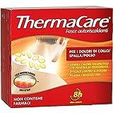 Thermacare - Bandas para calentar el cuello y el hombro (2 unidades)