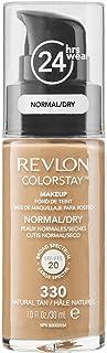 Revlon ColorStay Makeup Foundation for Normal/Dry Skin - 330 Natural Tan / 30ml