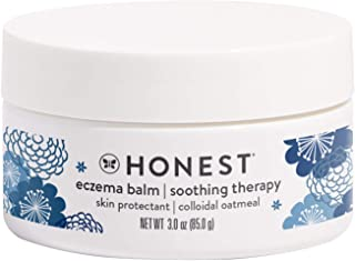 The Honest Company Eczema Soothing Therapy Balm, 3.0 Fl. Oz