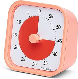 【正規品】 TIME TIMER MOD Home Edition 9cm 60分 タイムタイマー モッド シルクオレンジ TTM9-HDO-W 時間管理