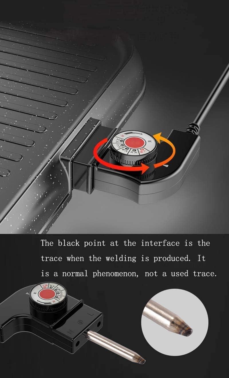 GBG Home Rauchfreie Elektrische Backform, Maifan Stone Antihaft-Grillmaschine, Hot Pot Bbq Eintopf-Elektrogrill,Zy Zy